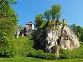 Szlak Orlich Gniazd 0069 - Ojców, zamek.jpg