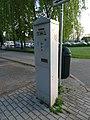 Třeboň, Jiráskova, parkovací automat.jpg