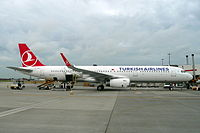 TC-JSO - A321 - Turkish Airlines