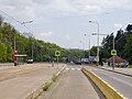 TT Kotlářka - Sídliště Řepy, Krematorium Motol, pohled.jpg