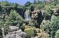 Taşeli-Plateau 12 08 1999 Yerköprü Şelalesi Oberes Göksu-Tal Bademli Yolu.jpg