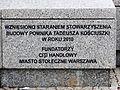 Tadeusz Kosciuszko monument in Warsaw - 09.jpg