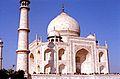 Taj Mahal, Agra. INDIA. - panoramio.jpg