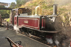 Taliesin at Tan-y-Bwlch railway station (8323).jpg
