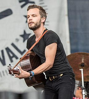 The Tallest Man on Earth Swedish musician