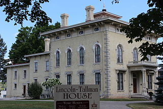 Lincoln–Tallman House United States historic place