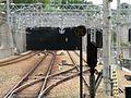 Tanigami Station platform - panoramio (11).jpg