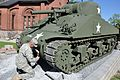 Tank renovation teaches soldiers history 150915-A-NU174-012.jpg