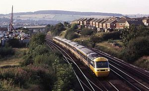 InterCity (British Rail) - Image: Tapton (2974839261)