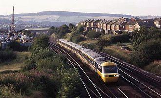 InterCity (British Rail) - Image: Tapton (2974839261)