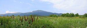 Bieszczady National Park - Northern summit of Tarnica