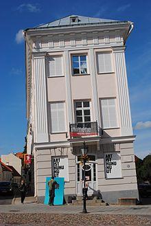 58b4ae7f832 Tartu Art Museum - Wikipedia