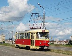Tatra T3SU in Izhevsk.jpg
