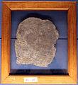 Tavoletta in piombo con testo magico in greco, forse incantesimo d'amore, PSI I 28, da hermopolis magna, III-IV sec. dc. 01.JPG