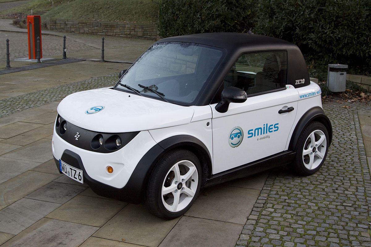 Small City Cars For Rent From