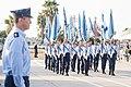 Tel Nof IAF base change of command ceremony.jpg