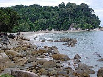 Kuantan - Teluk Cempedak Beach, Kuantan