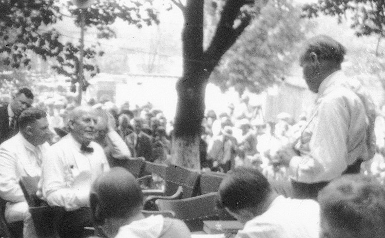 Tennessee v. John T. Scopes Trial