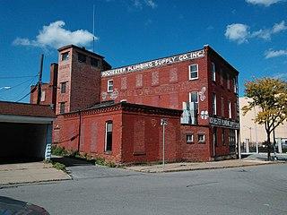 Teoronto Block Historic District United States historic place