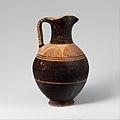 Terracotta oinochoe (jug) MET DP132634.jpg