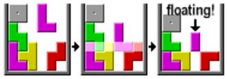 Tetris - Original algorithm