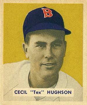 Tex Hughson - Image: Tex Hughson