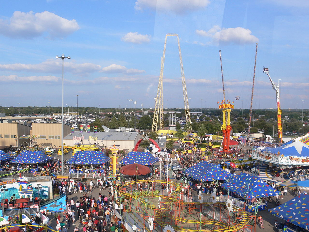 State fair of texas dates in Brisbane