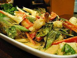 Asiatisches Essen in Amerika