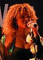 Thandi Phoenix performs at Womadelaide 2020.jpg