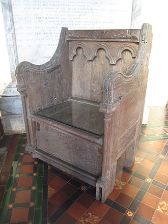 Little Dunmow - The Flitch Chair
