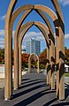 The Arcades Project with Crowne Plaza Hotel, Christchurch, New Zealand 02.jpg