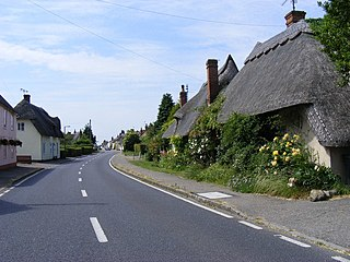 The Rodings group of villages in Essex, England