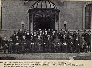 Balfour Mission - Image: The Balfour Mission 1917