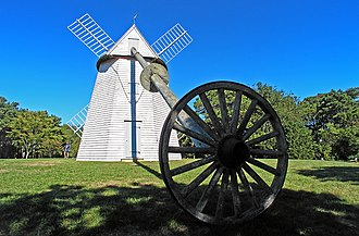 Chatham Windmill - Image: The Chatham Windmill