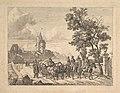 The Cossacks Escorting the Baggage Wagon MET DP824254.jpg