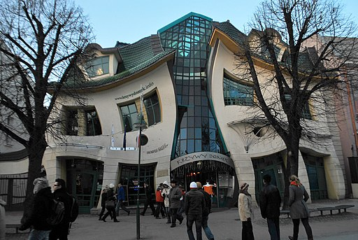 The Crooked House of Sopot, Poland (3173810231)