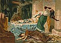 The Death of Cleopatra by Juan Luna1881.jpg