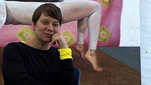 The Future of Art - Image: The Future of Art Antje Majewski