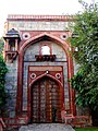 The Gate way of Arab Sarai facing North towards Purana Qila - My click.JPG