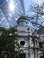 The Gherkin and its neighbour - geograph.org.uk - 259543.jpg