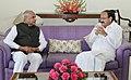 The Governor of Assam, Shri Banwarilal Purohit calling on the Vice President, Shri M. Venkaiah Naidu, in New Delhi on August 12, 2017 (1).jpg