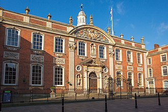 Worcester - Worcester Guildhall