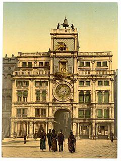 Torre dell'orologio (Venezia)