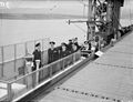 The King Pays 4-day Visit To the Home Fleet. 18 To 21 March 1943, at Scapa Flow, the King, Wearing the Uniform of An Admiral of the Fleet, Paid a 4-day Visit To the Home Fleet. A15124.jpg