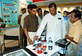 "The Minister of State of the Ministry of Food Processing Industries (Independent charge), Shri Subodh Kant Sahai at the ""Food Technology Expo-2007"", in New Delhi on August 22, 2007.jpg"