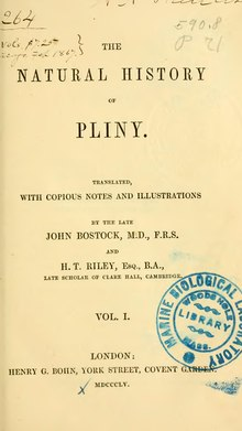The Natural History of Pliny.djvu