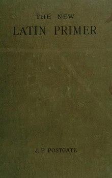 Latin Primer I 10