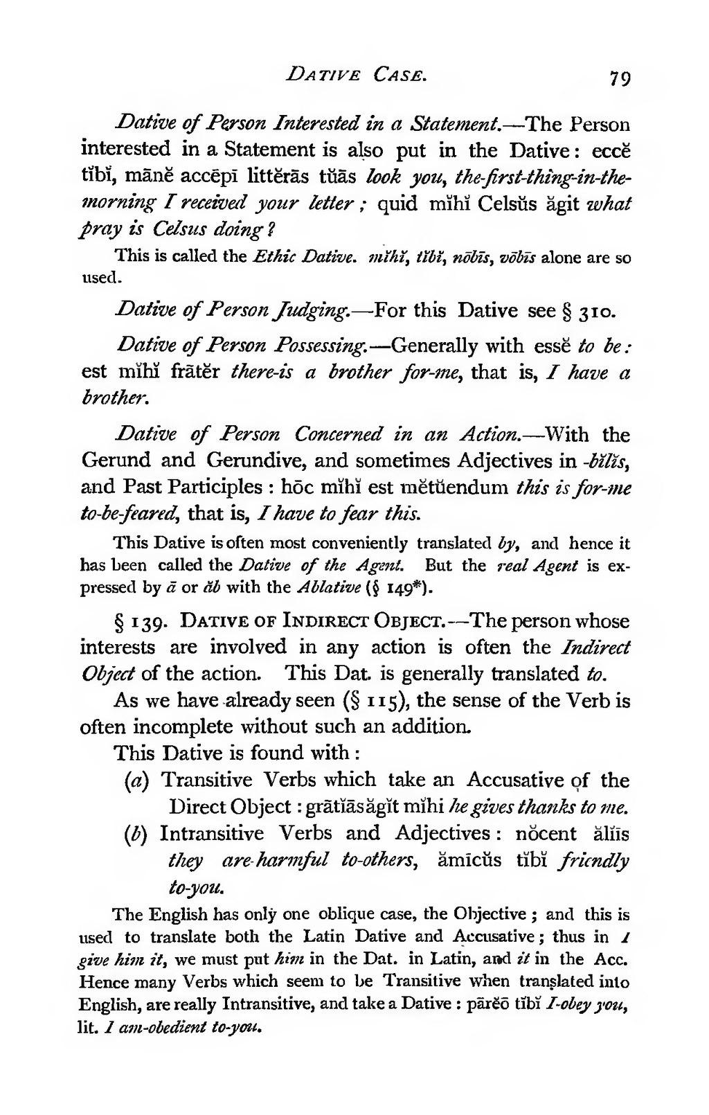 Latin Primer I 97