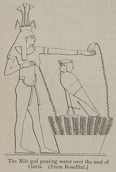 File:The Nile god pouring water over the soul of Osiris. (1902) - TIMEA.jpg