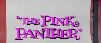 Fichier:The Pink Panther trailer (1963).webm